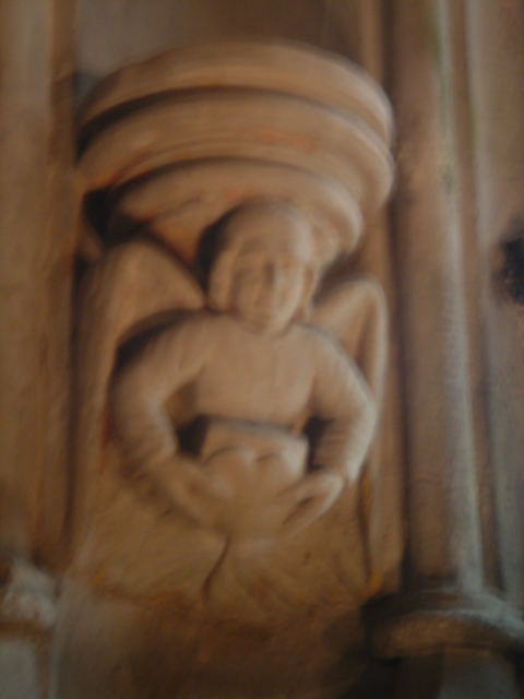 Robert the Bruce heart, Rosslyn Chapel