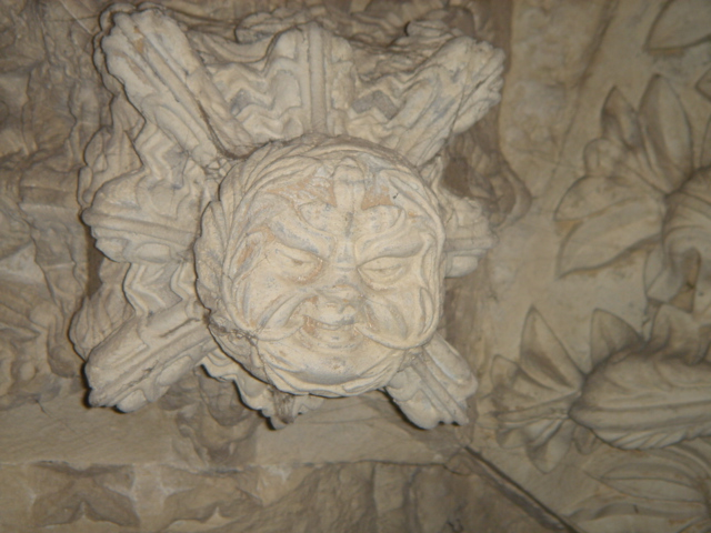 Green Man, Rosslyn Chapel