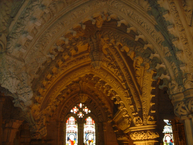 Lady's Chapel, Rosslyn Chapel