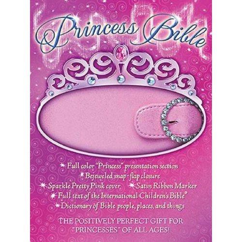 Princess Bible Cover